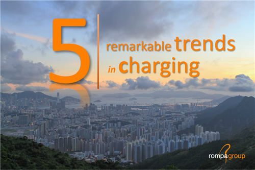 5 remarkable trends in charging