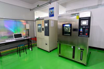 Electronic lifetime testing equipment