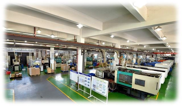 Overview factory of Rompa Shunxing