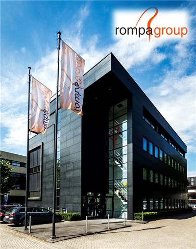 Afbeelding: Rompa HQ incl logo