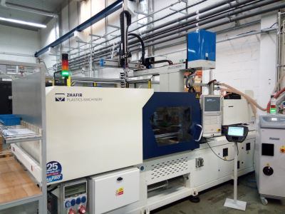 Afbeelding: injection-moulding machine 120t