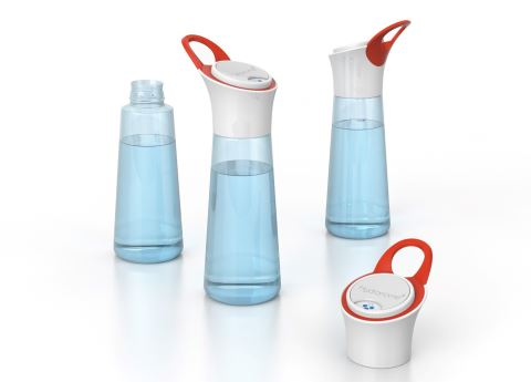 The Hydranome® bottle
