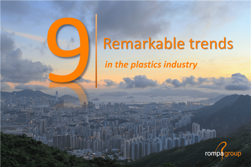 9 remarkable trends in the plastics industry