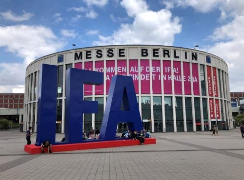 Spotting electronics trends and gadgets during the Berlin IFA 2018