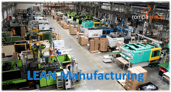 Afbeelding: LEAN Manufacturing