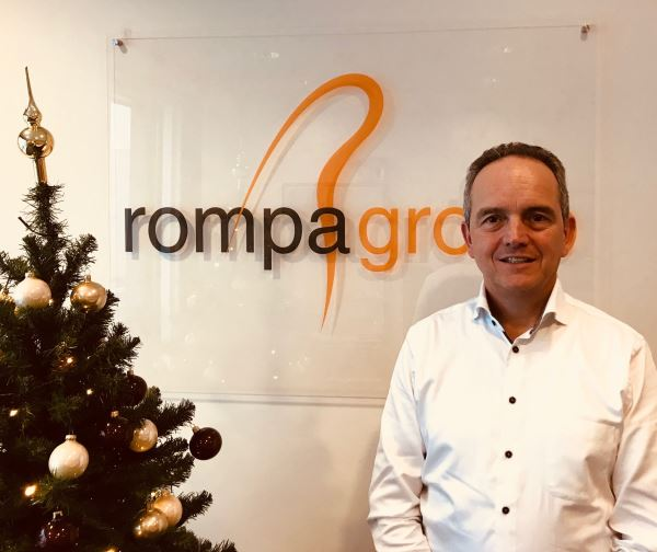Patrick Gerard - CEO Rompa Group